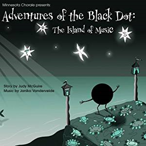 Adventures of the Black Dot CD